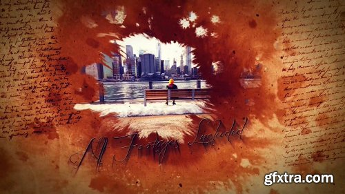 Videohive Ink Titles 2 7569279