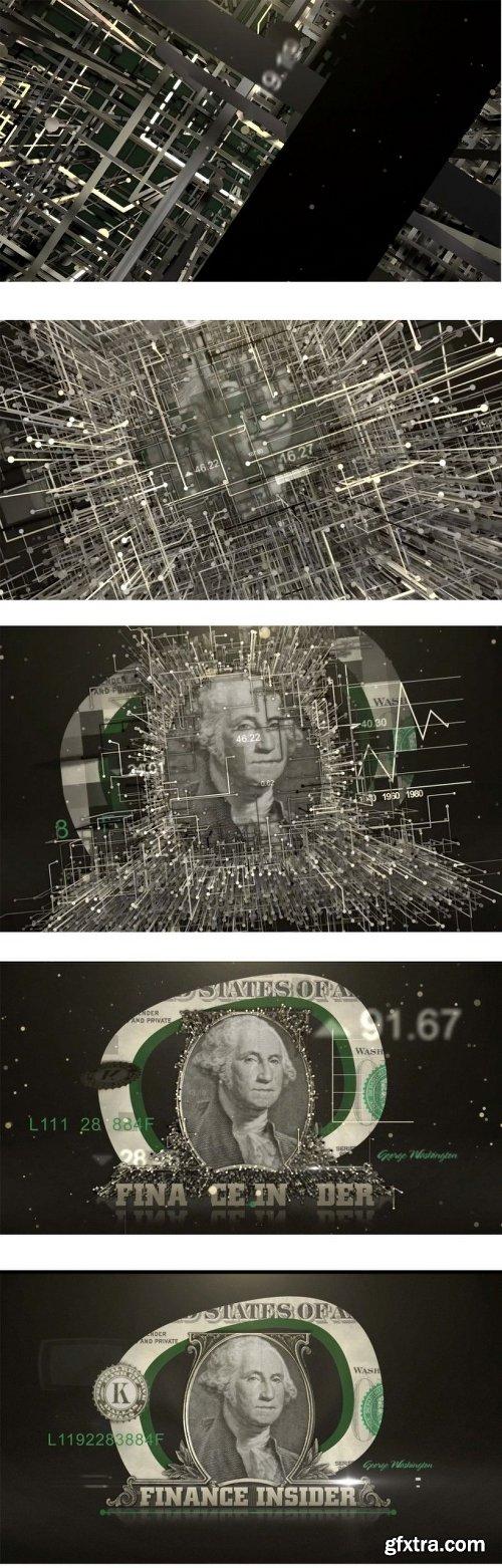 Videohive Inside Dollar Photo Titles 20176849