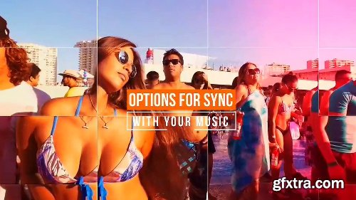 Videohive Crazy Party 21403635
