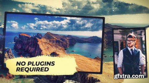 Videohive Inspiration Memories Slideshow 21543939