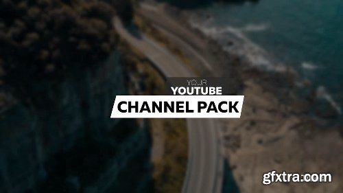 Videohive Youtube Channel Kit 2 22809003