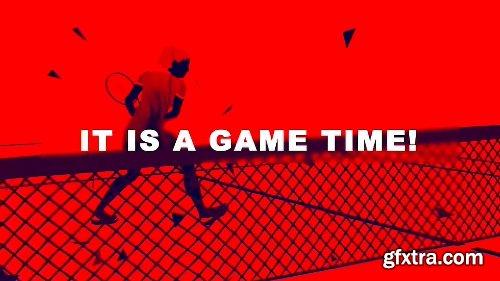 Videohive Tennis Game Promo 22811902