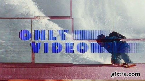Videohive Dubstep Glitch Opener 18042559