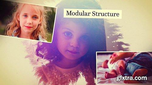 Videohive Family Slideshow 22510564