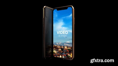 Videohive Phone Xs App Ad 22812774