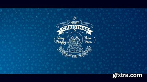 Videohive Christmas Badges 13658746