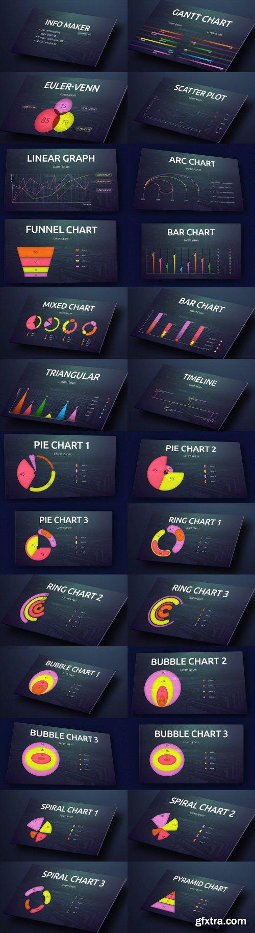 Videohive Modern Infographics Creator 17057419