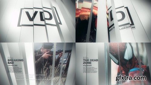 Videohive The Elegant Slide Show 22825286