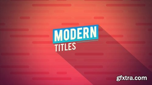 Videohive Ultimate Titles Package 16021044