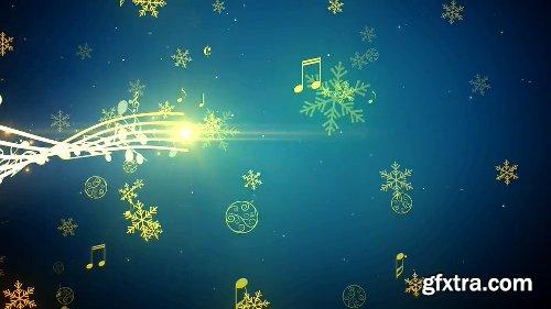 Videohive Musical Christmas 19064910