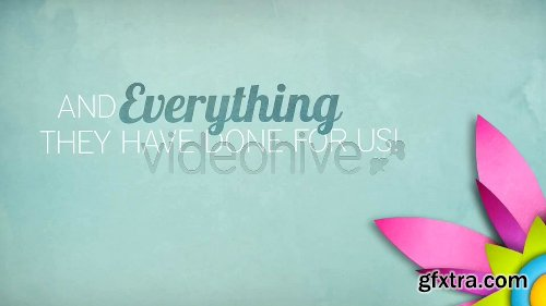 Videohive Mother\'s Day / Easter Animation 4588105