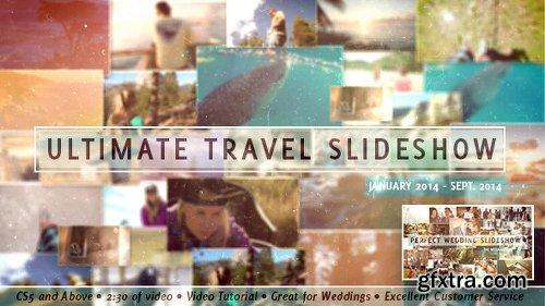 Videohive Ultimate Travel Slideshow 10469032