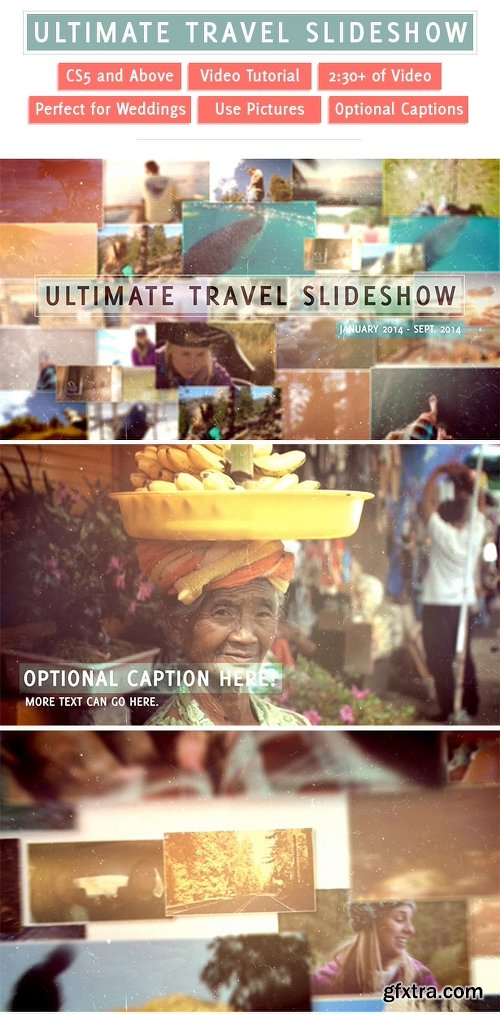 Videohive Ultimate Travel Slideshow 10469032