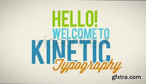 Videohive Company Kinetic Typography 5343272