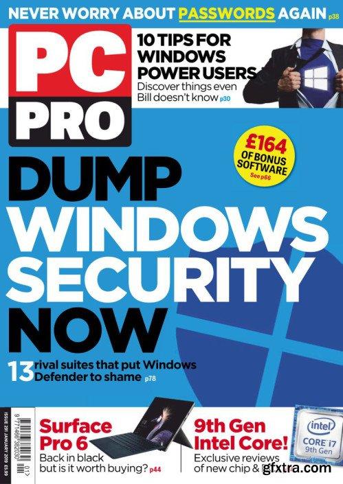 PC Pro - January 2019