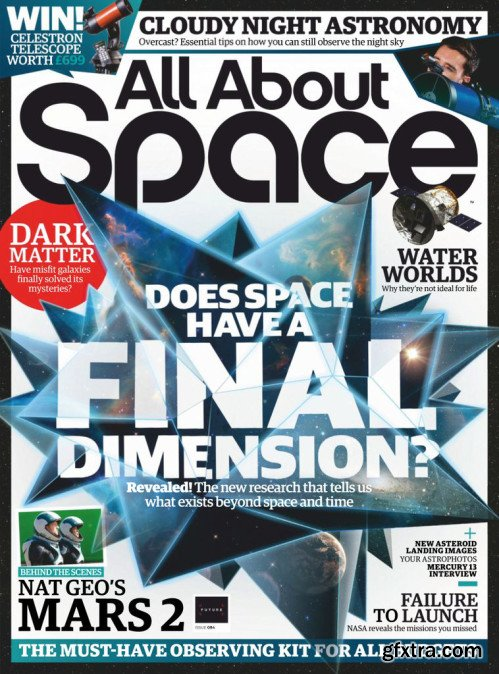 All About Space - Issue 84, 2019