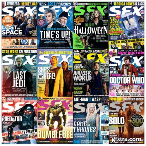 SFX - Full Year Issues Collection 2018