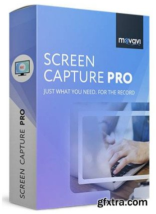 Movavi Screen Capture Pro 10.0.0 Multilingual Portable