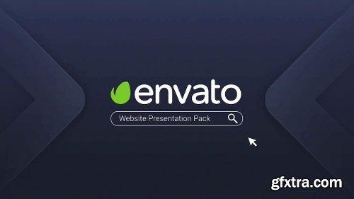 Videohive Website Presentation Pack 19455781