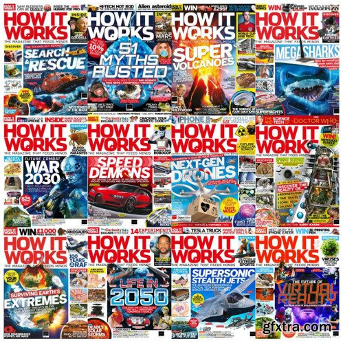 How It Works - Full Year Issues Collection 2018