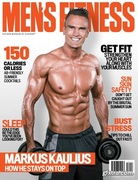 Men\'s Fitness South Africa - November/December 2018
