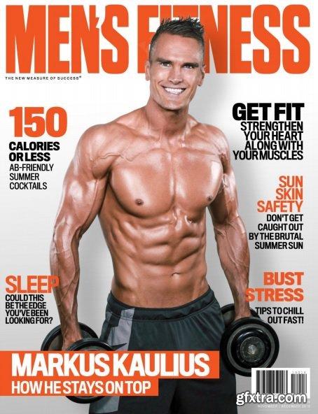 Men\'s Fitness South Africa - November/December 2018