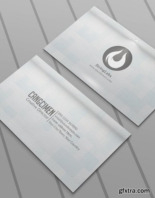 Clean and Simple - Business Card Template
