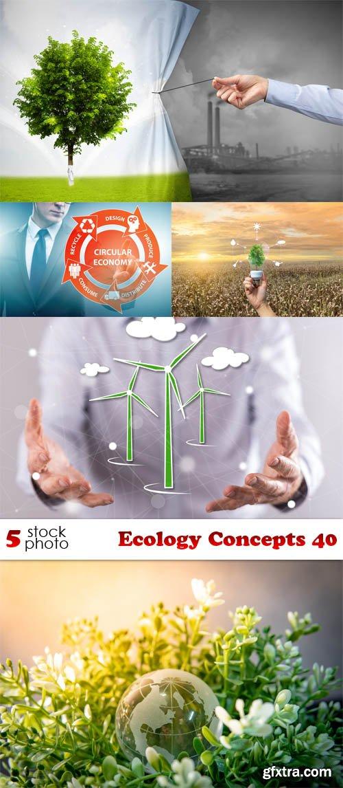 Photos - Ecology Concepts 40