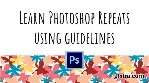 Create Full Repeat Patterns in Photoshop with Photoshop Guidelines