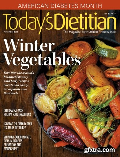 Today\'s Dietitian - November 2018