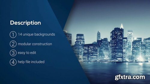 Videohive Corporate Presentation Pack 13132043