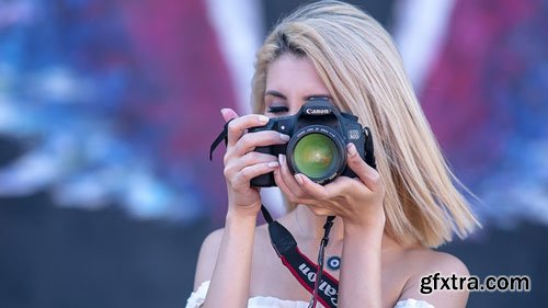 Photography Master Course For Beginners: Camera & Portrait