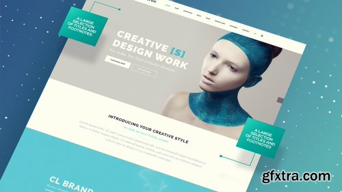 Videohive Modern Website Presentation 14560605