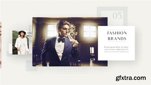 Videohive Elegant Commercial Slideshow 15694982