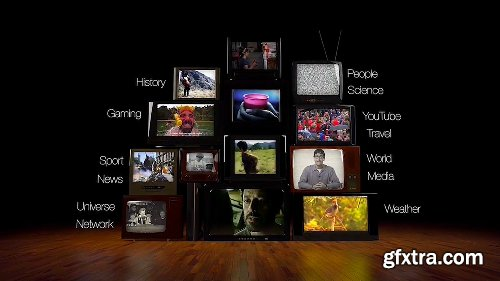 Videohive Epic Tv Opener 7049185