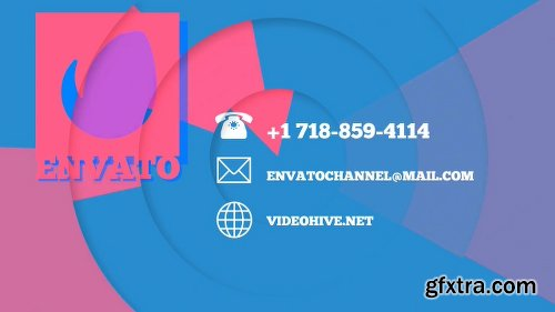 Videohive Color Broadcast Package 6517358