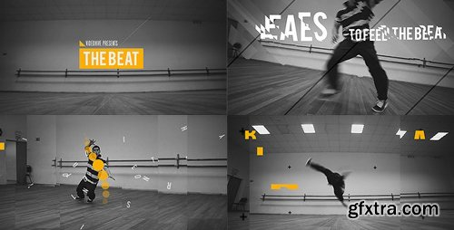 Videohive The Beat 8696192