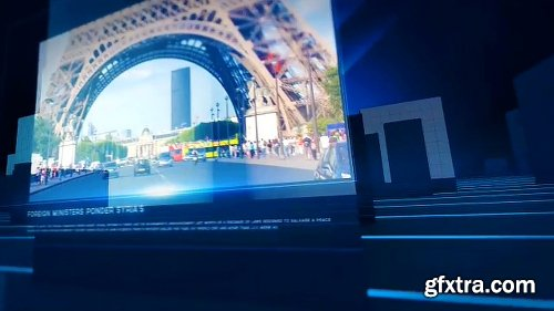 Videohive Broadcast News Package 5952127