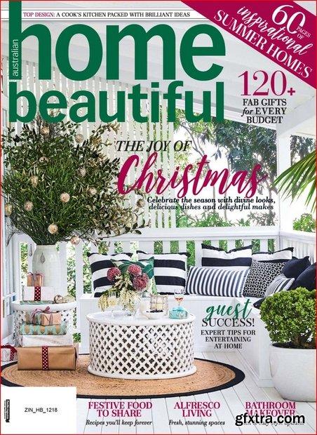 Australian Home Beautiful - December 2018