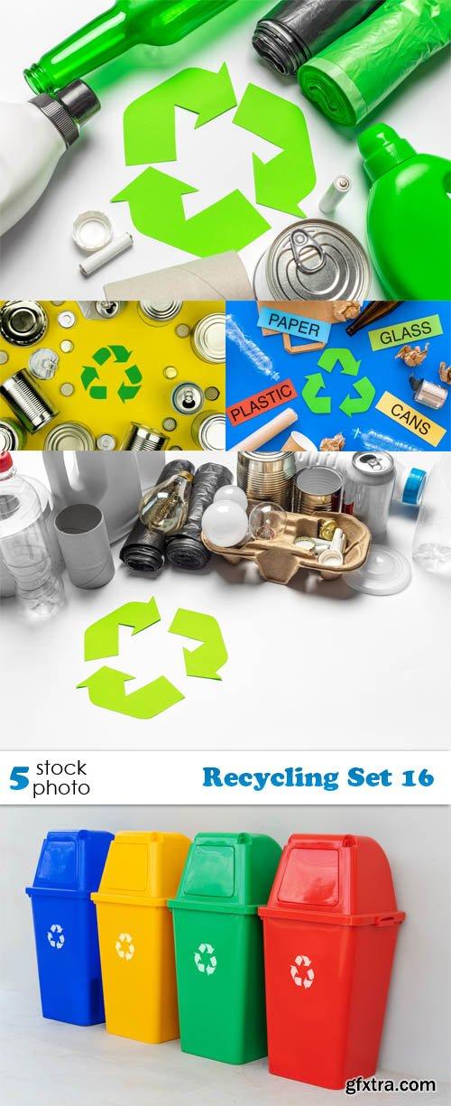 Photos - Recycling Set 16