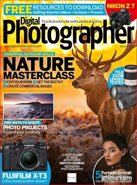 Digital Photographer – December 2018