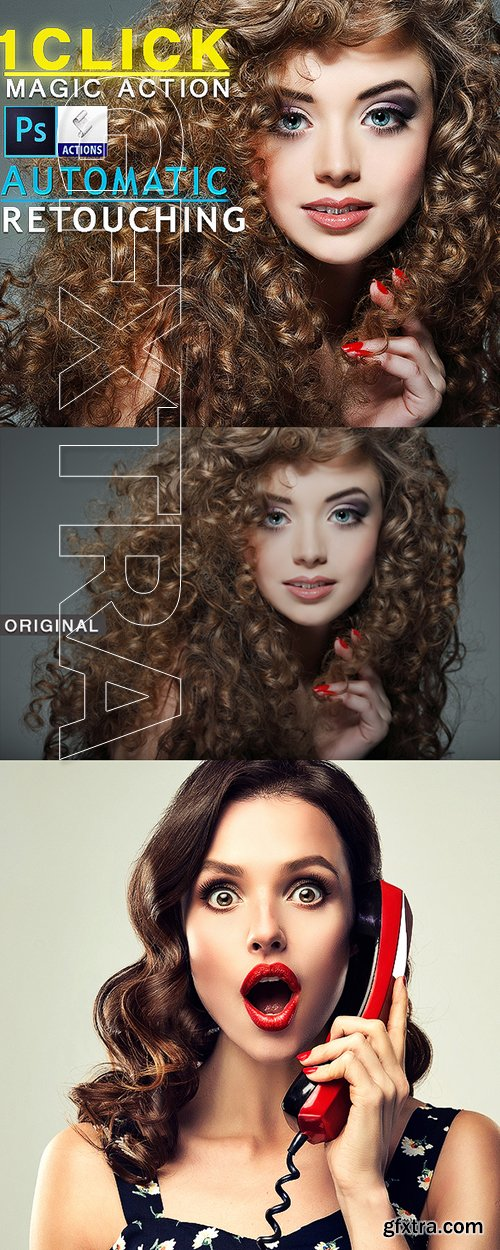GraphicRiver - Automatic Retouching Action 22671157