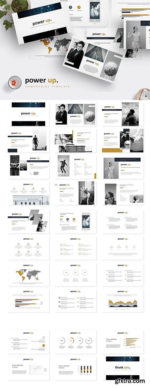 Powerup - Powerpoint, Keynote and Google Sliders