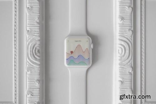 Clean Apple Watch in Studio