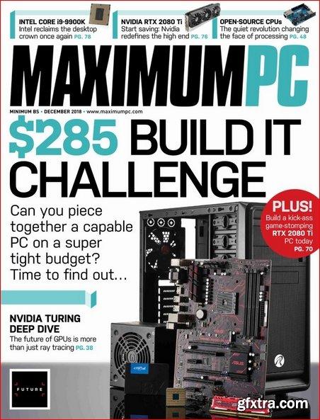 Maximum PC - December 2018