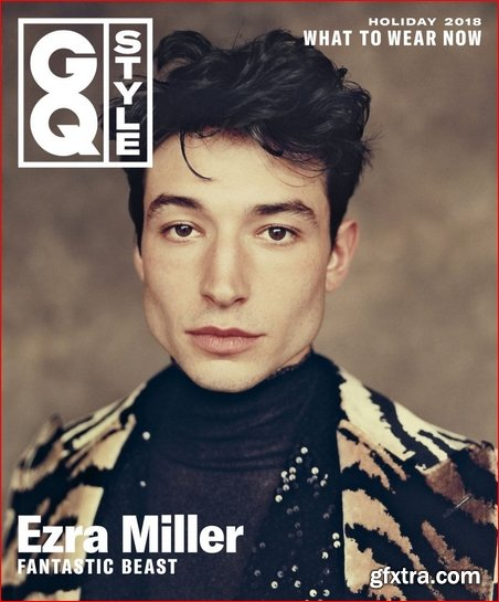 GQ Style USA - November 2018