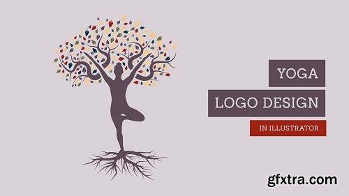 How To Design a Yoga Logo in Aobe Illustrator