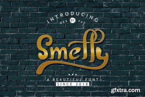 Smelly Font