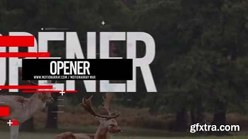 Opener - After Effects 125379