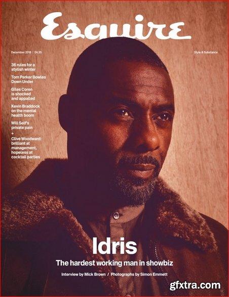 Esquire UK - December 2018
